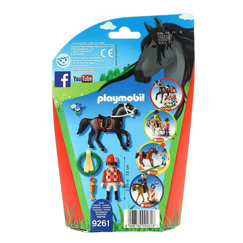 Playmobil-Country-Jockey_2