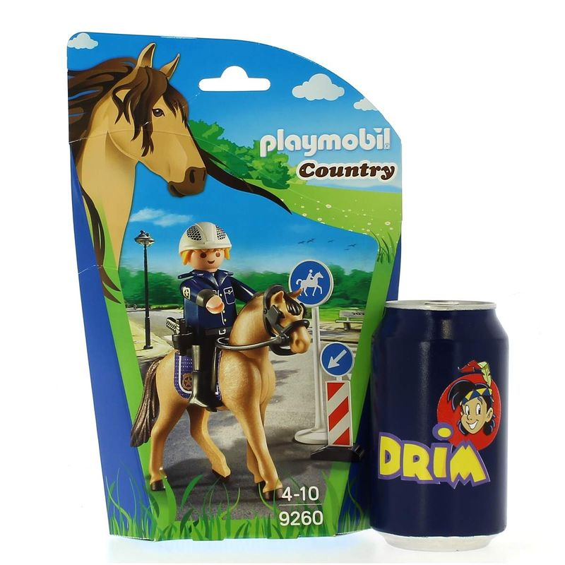 Playmobil-Country-Policia-Montada_3