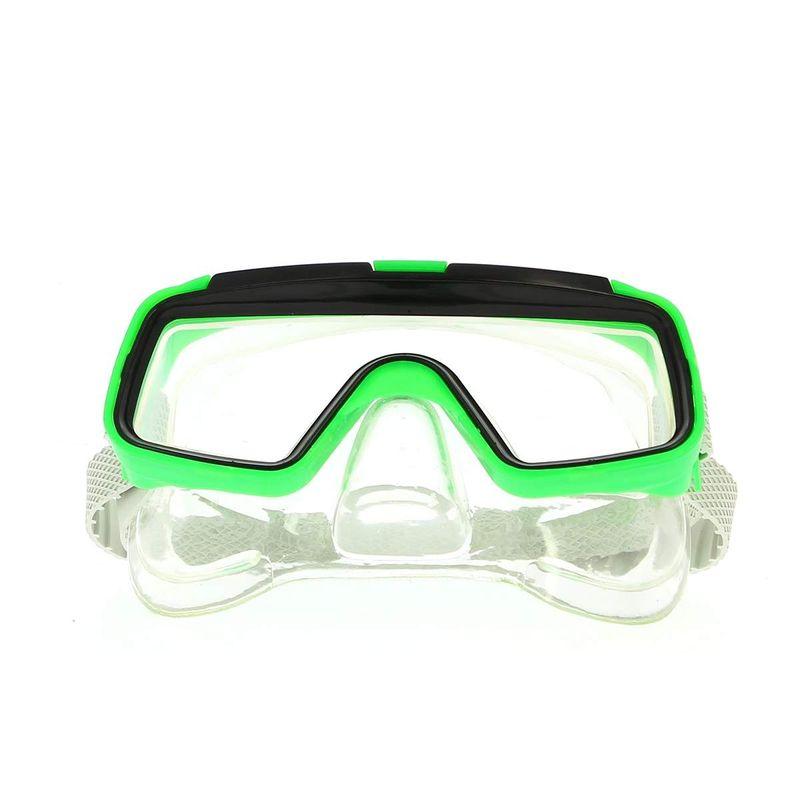 Gafas-de-Buceo-Infantiles-Verde