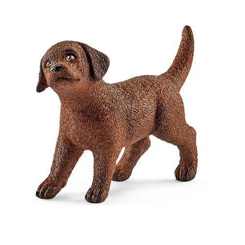 Figura de Cachorro de Labrador Retriever