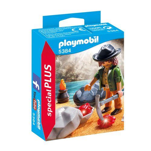 Playmobil Buscardor de Gemas