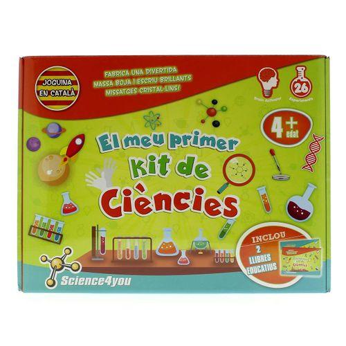 Juego El meu Primer Kit de Ciències