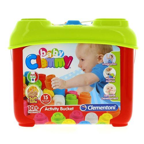 Clemmy Cubo de Actividades