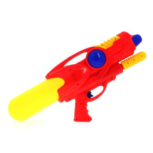 Pistola de Agua 54 cm Roja