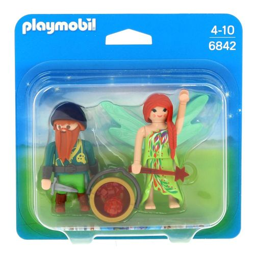 Playmobil Pack Hada y Elfo