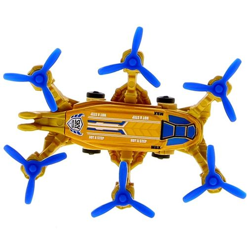 Hot Wheels Helicóptero Sky Clone