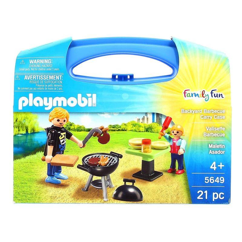 Playmobil-Asador-Barbacoa