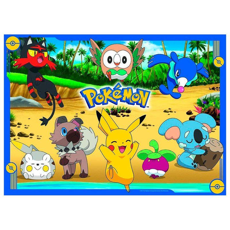 Pokemon-Puzzle-4x100-Piezas_3