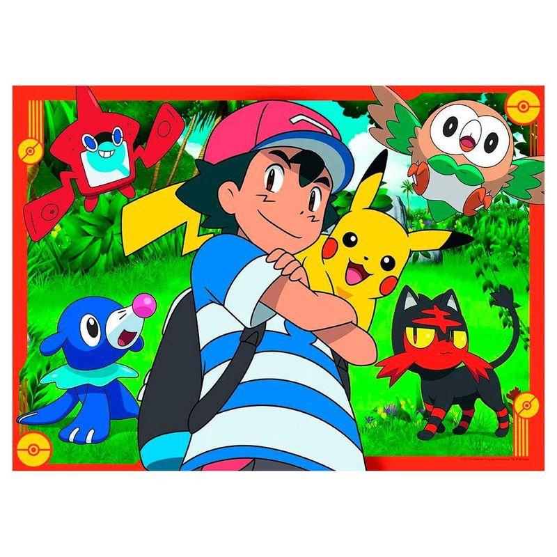Pokemon-Puzzle-4x100-Piezas_4