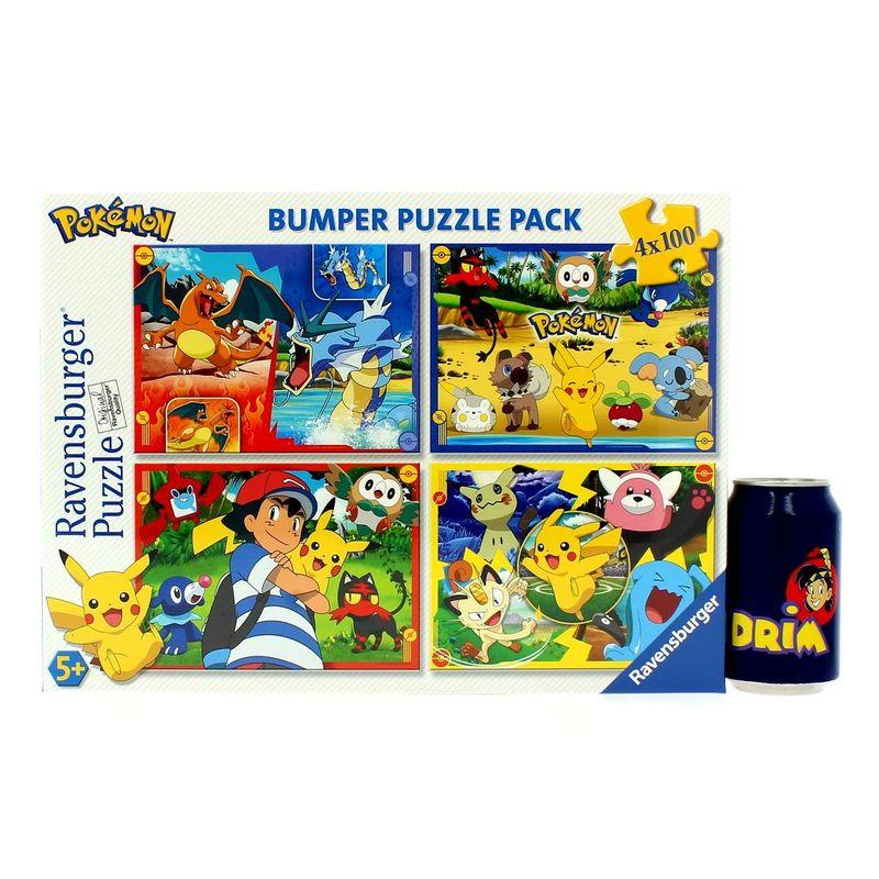 Pokemon-Puzzle-4x100-Piezas_6