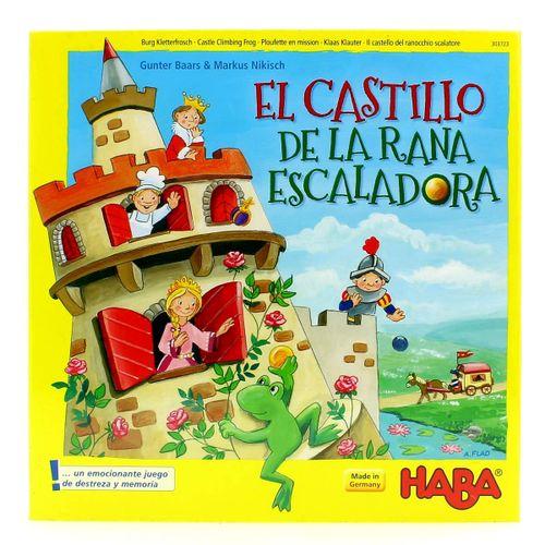 Juego El Castillo de la Rana Escaladora