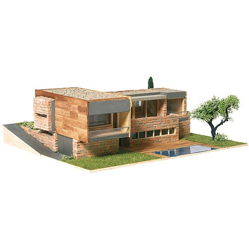 Maqueta Casa Mura Escala 1:87