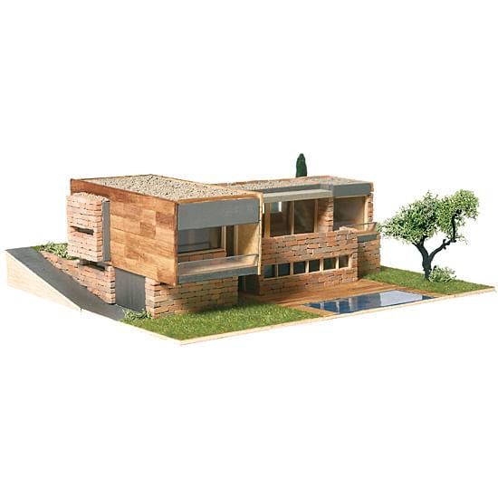 Maqueta-Casa-Mura-Escala-1-87