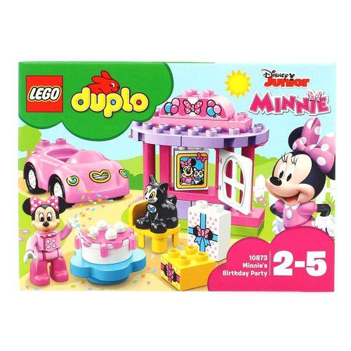 Lego Duplo Fiesta de Cumpleaños de Minnie