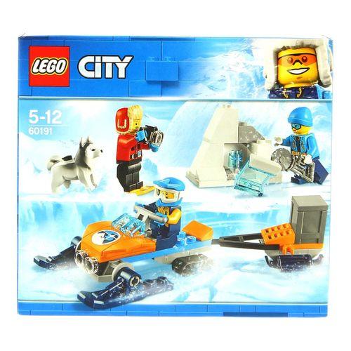 Lego City Ártico Equipo de Exploración