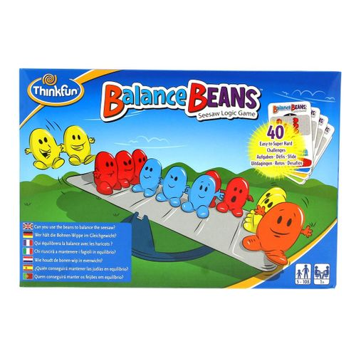 Juego Balance Beans