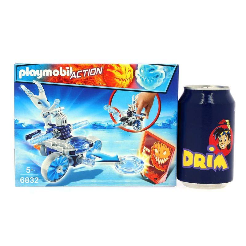 Playmobil-Robot-de-Hielo-con-Lanzador_3