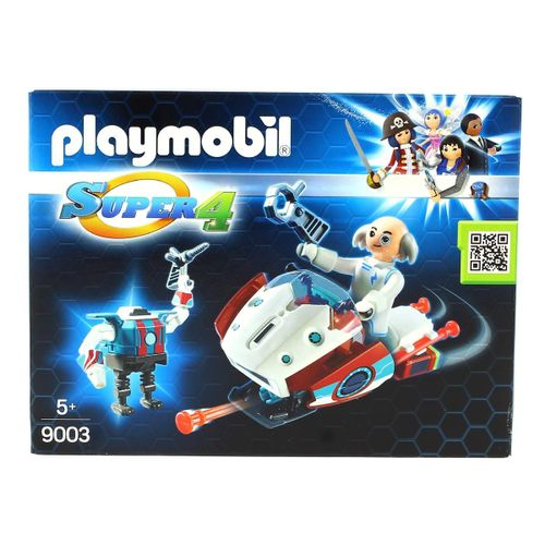 PlayMobil Doctor X y Robot