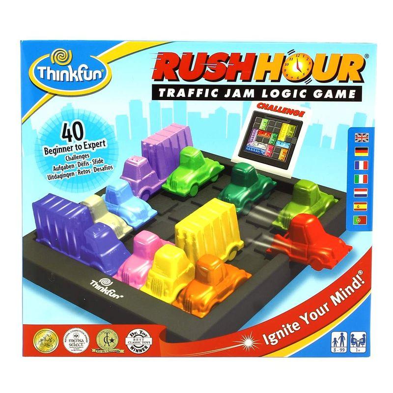 Juego-Rush-Hour