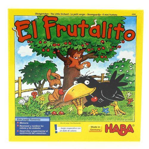 Juego El Frutalito
