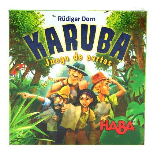 Juego de Cartas Karuba