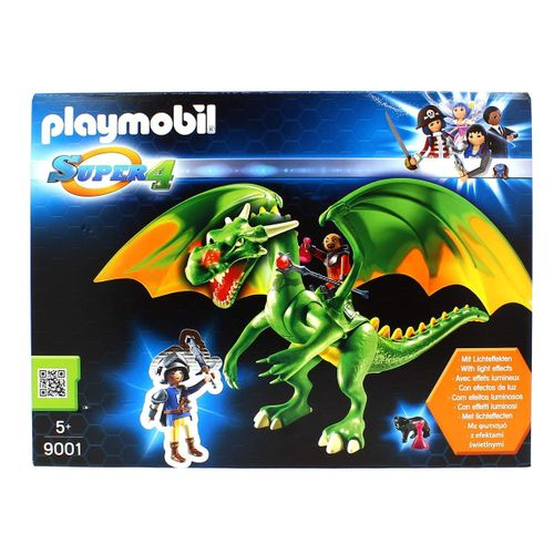 PlayMobil Dragón de Kingsland con Álex