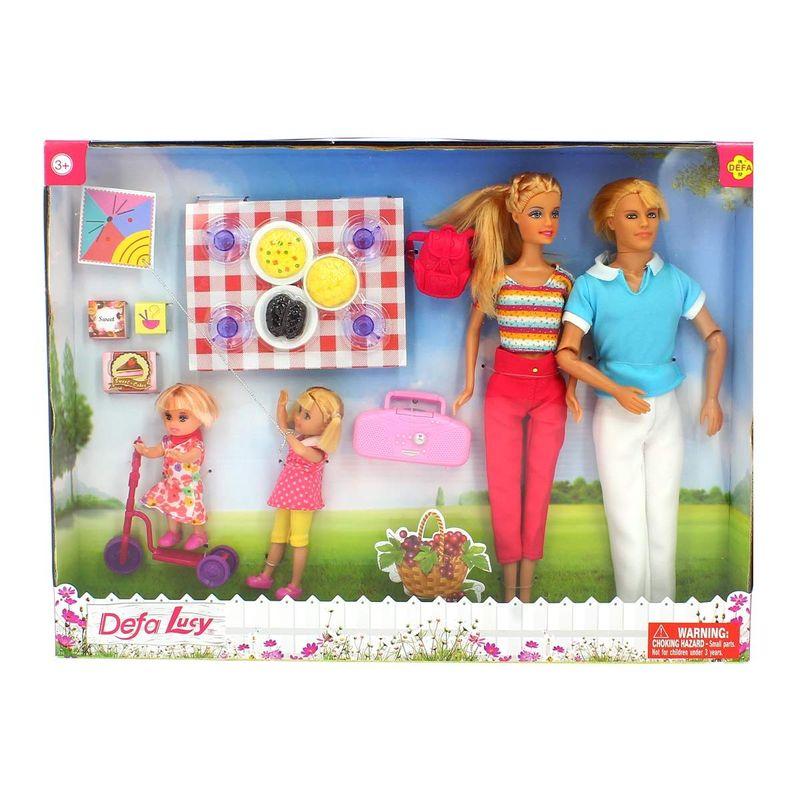 Pack-Muñecos-Defa-Lucy-Familia-de-Picnic
