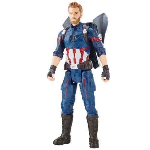Los Vengadores Titan Power Pack Capitán América