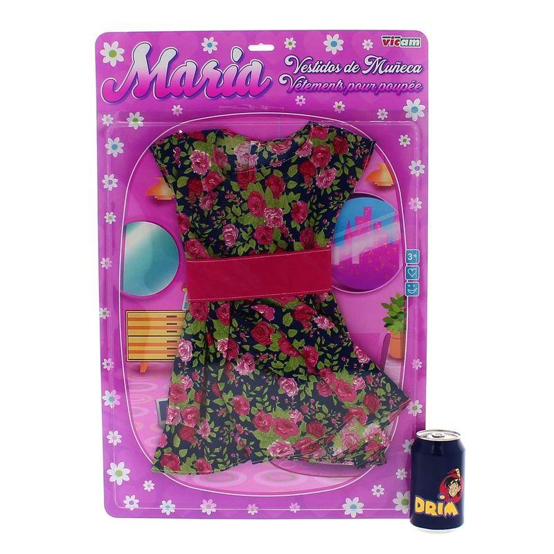 Vestido-Muñeca-85-cm-Flores-Verde_2