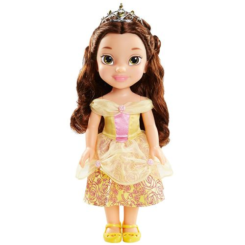 Princesas Disney Muñeca Bella Toddler