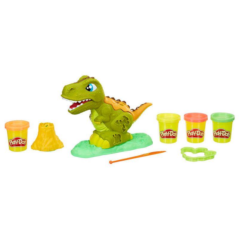 Play-Doh-Rex-el-Dinosaurio