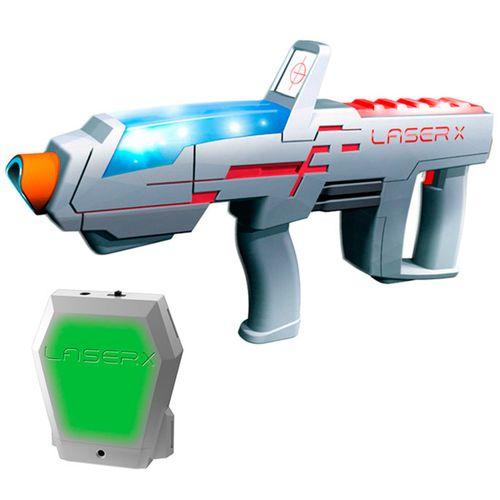 Láser X Pistola de Largo Alcance