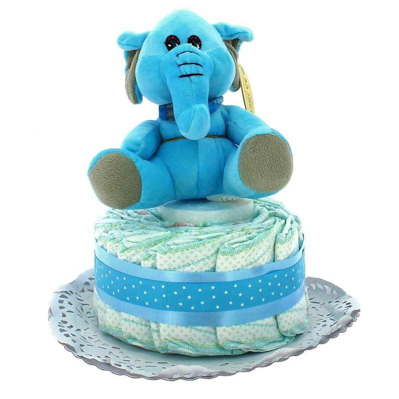Tarta-de-Pañales-1-Piso-Elefante-azul_1