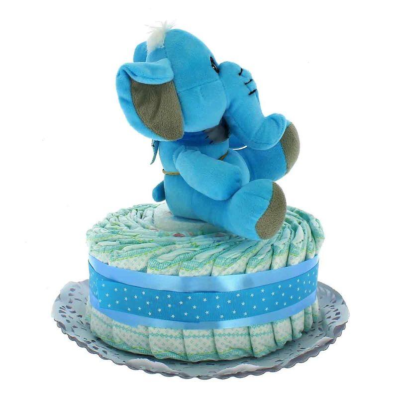 Tarta-de-Pañales-1-Piso-Elefante-azul_2