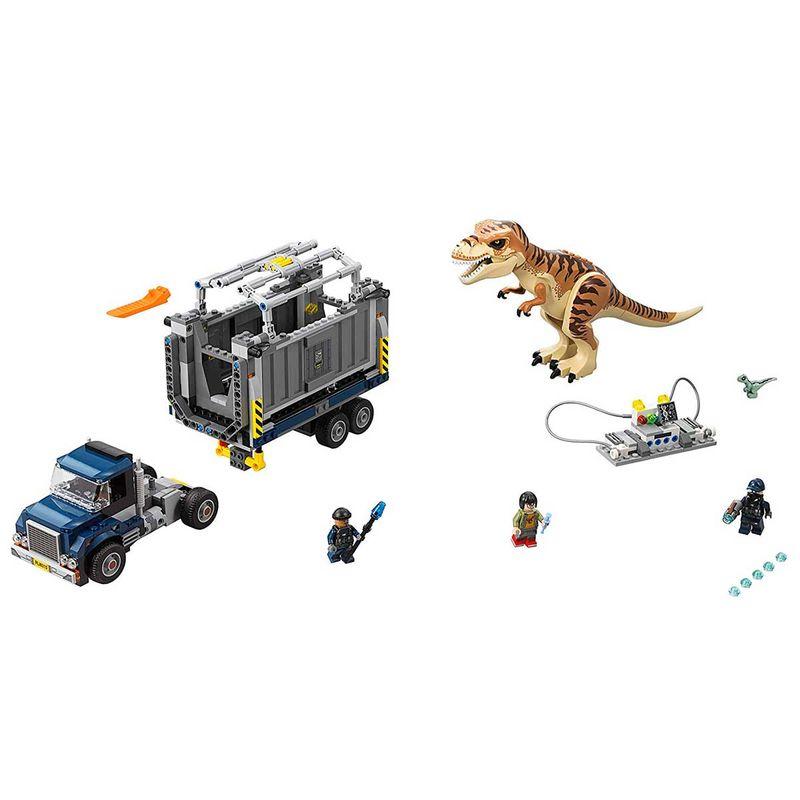 Lego-Jurassic-World-Transporte-del-T-Rex_1