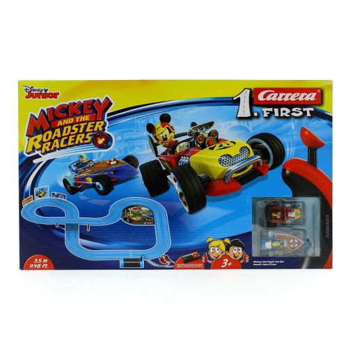 Circuito Carrera 1 First Micky Roadster Racer