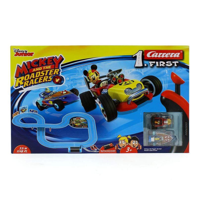 Circuito-Carrera-1-First-Micky-Roadster-Racer