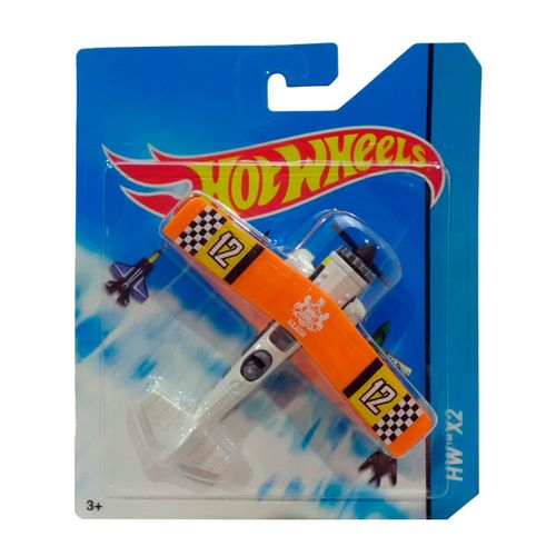 Hot Wheels Avión HW X2
