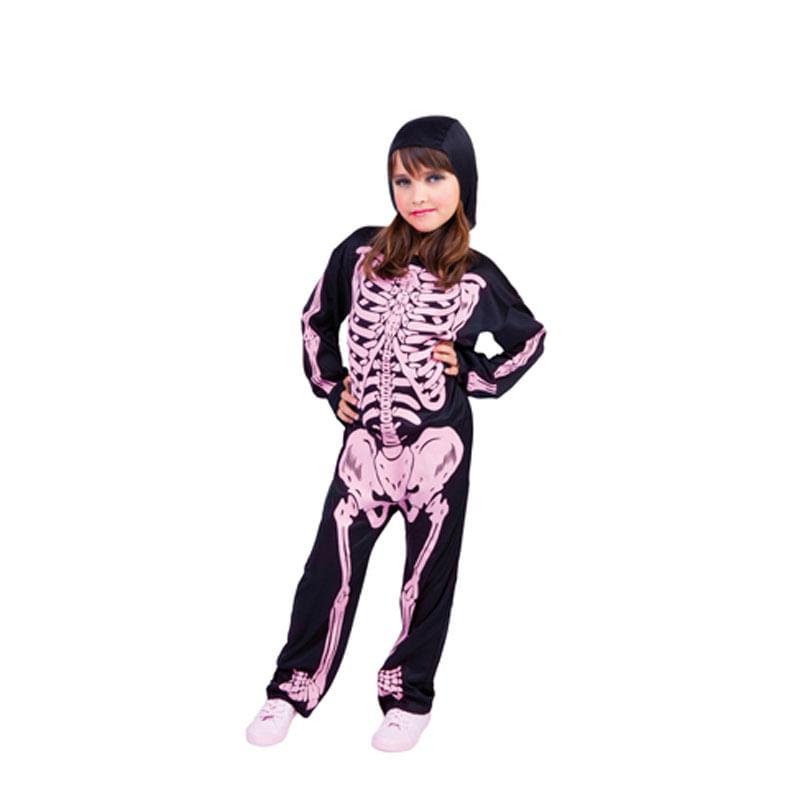 Disfraz-de-Esqueleto-con-Huesos-Rosas