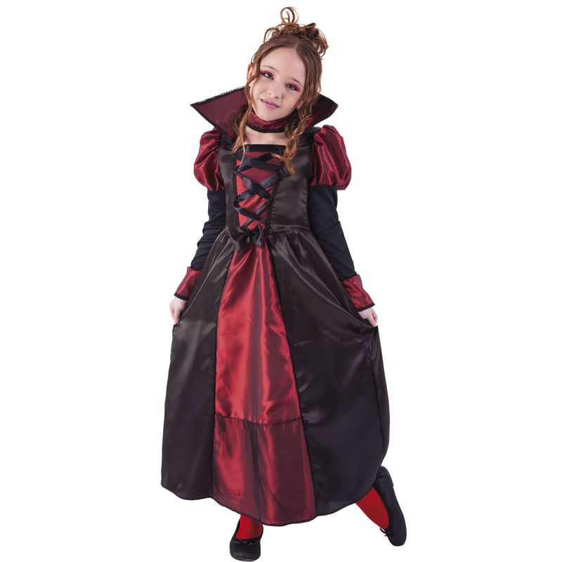 Disfraz-Infantil-Miss-Dracula