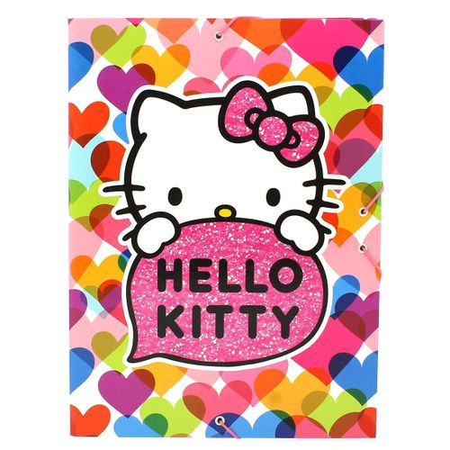 Hello Kitty Carpeta Escolar