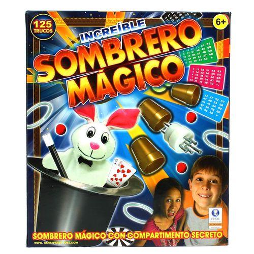 Juego Magia con Sombrero