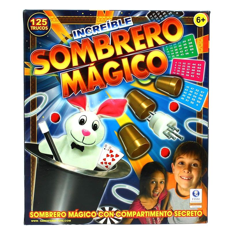 Juego-Magia-con-Sombrero