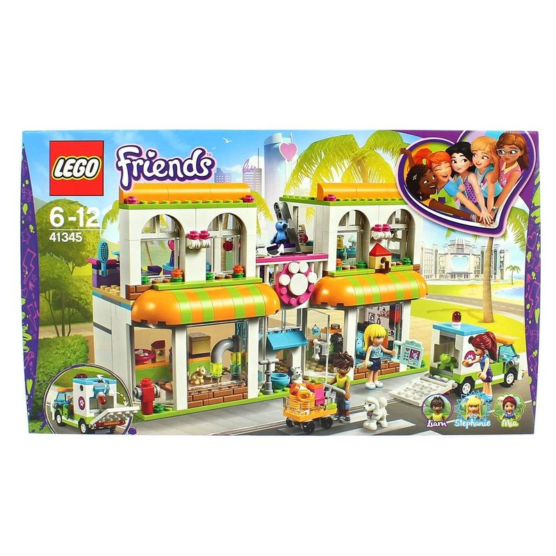 Lego-Friends-Centro-de-Mascotas-de-Heartlake-City