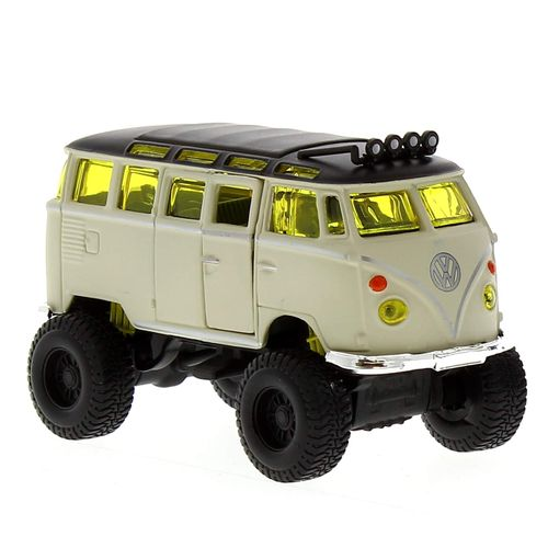 Coche Miniatura Fresh Metal Furgoneta Volkswagen