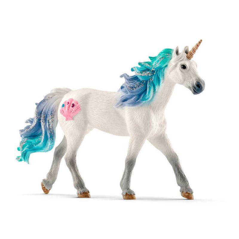 Figura-de-Semental-Unicornio-Marino