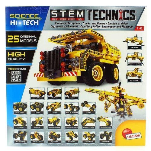 Ciencia Hi-Tech Avioneta y Camión