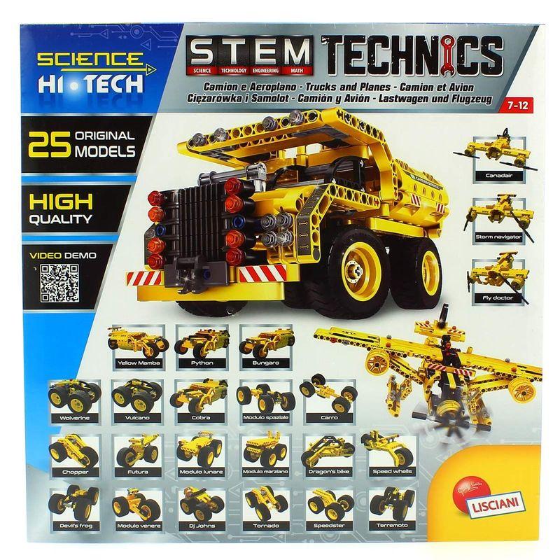 Ciencia-Hi-Tech-Avioneta-y-Camion