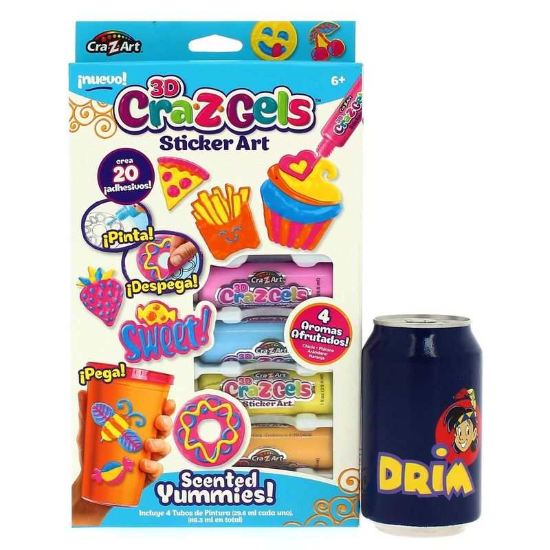Cra-Z-Gels-Sticker-Art-Yummies-Perfumadas_5