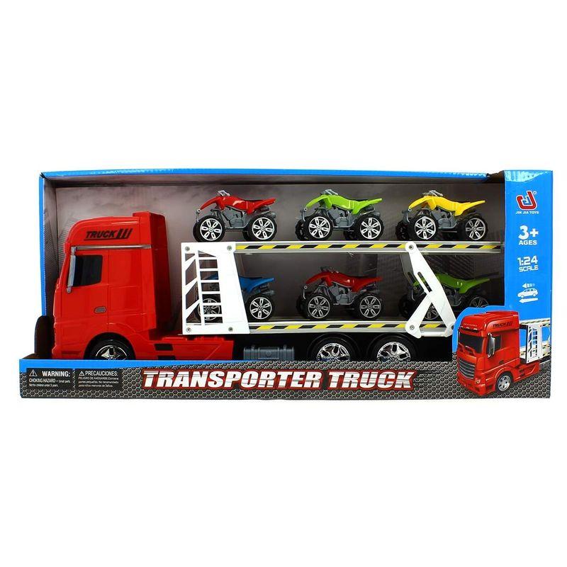 Camion-Transportador-de-Quads-Rojo
